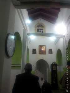 Tlemcen : Mosquée de Bab Zir, rénovée et décorée grossièrement en 2011