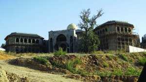 Résidence d'Etat de Tlemcen : 500 milliards de centimes partis en fumée