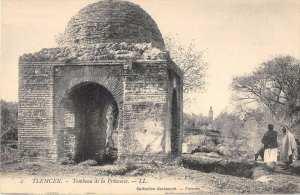 Tlemcen, tombeau de la princesse au bois sacré