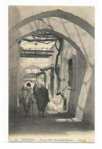 TLEMCEN : passage Sidi Ahmed-bel-HASSEN