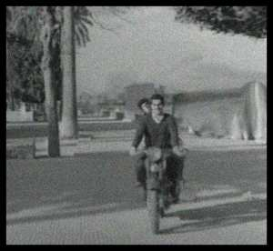 benabadji khalil , surnom khalid , avec assimo , photo souvenir années 70