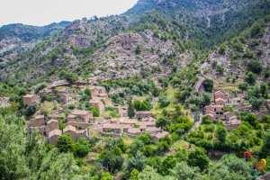 Ancien village kabyle... abandonné