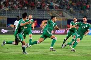 انتصار المنتخب الجزائري على تنزانيا بثلاثية ارعبت المنتخبات الأخرى
