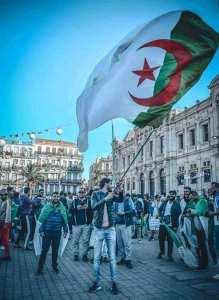 دمتي حرة مستقلة يا الجزائر