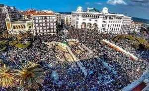 الشعب الجزائري العظيم