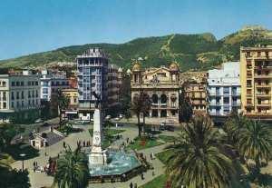 صورة من مدينة وهران الجزائرية