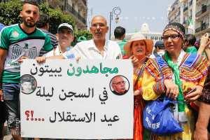 La famille de Bouregaa qui est emprisonné à causede ses positions tranchantes