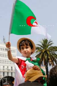 L'innocence algérienne ... quel avenir? pour eux le combat vaut la peine