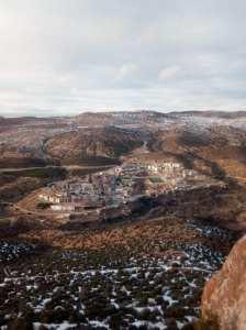 ثنية العابد من أعالي قرية حيدوس