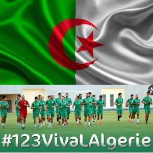 الكأس من نصيب الجزائر