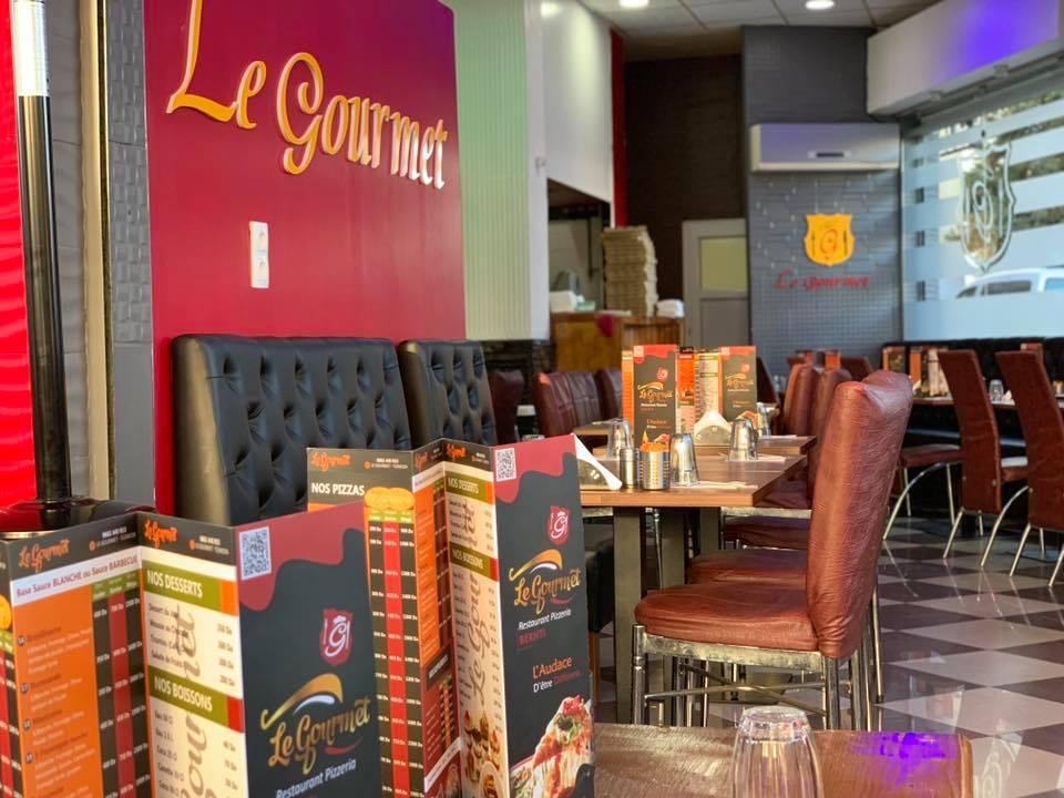 #Restaurant Le Gourmet est de #Retour