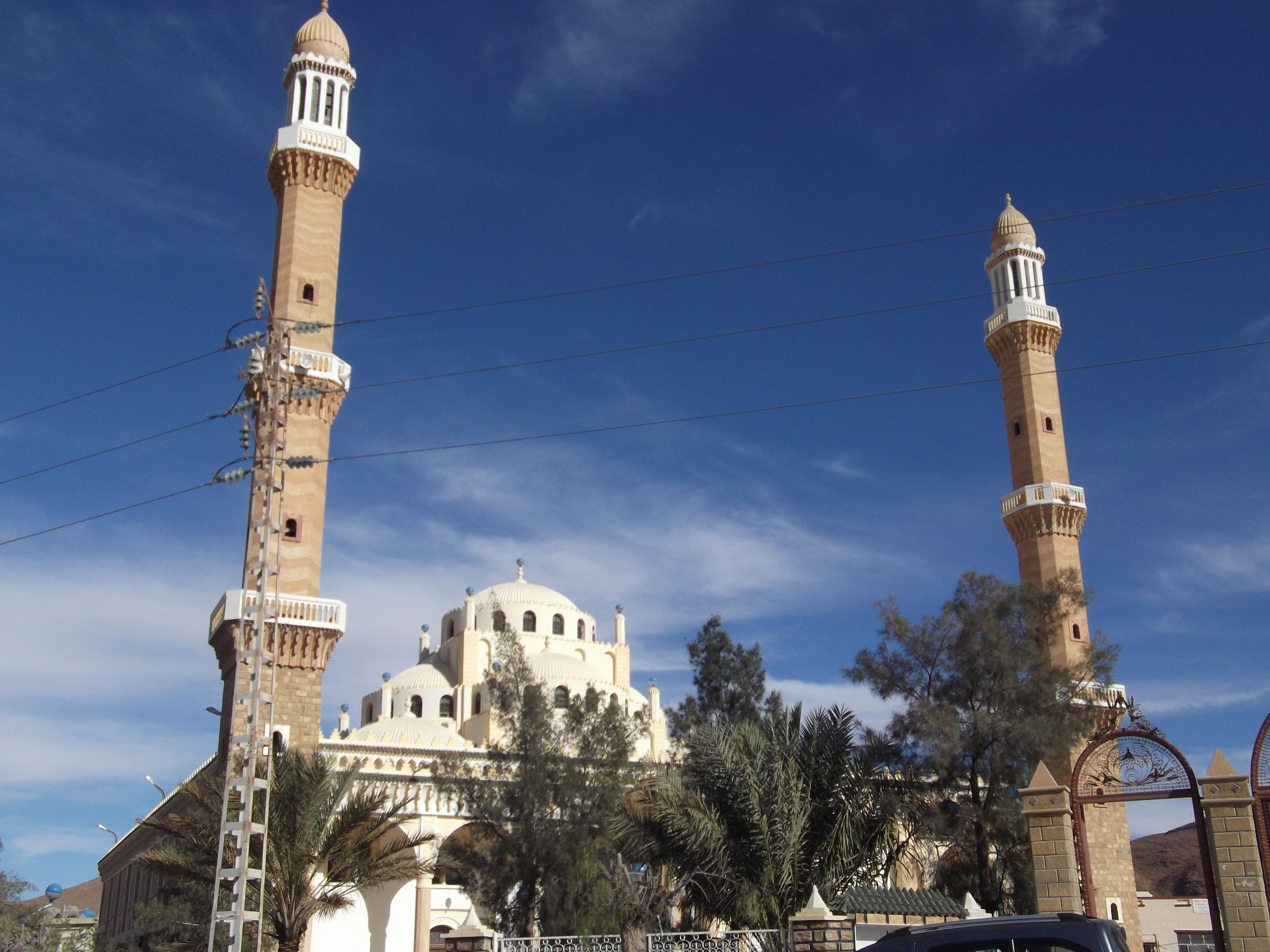 mosquée de Boussada