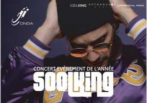 Concert événement SOOLKING