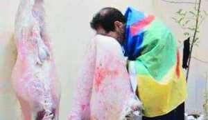 Saviez-vous Pourquoi les Amazighs s'essuient-ils le visage avec la peau du Mouton de l'Aïd ?