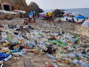 Plage Miramar à Alger