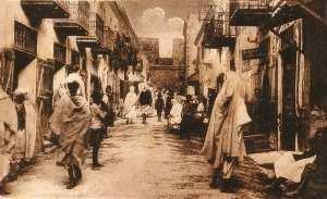 حي من أحياء المسلمين بمدينة تبسة زمان