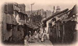 أحد أحياء مدينة قسنطينة زمان