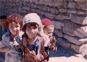 اطفال الجزائر صور من الاوراس فى الخمسينات