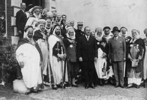 الجزائر - باب الوادي بقرب من حديقة مارينغو ( marengo ) في سنة 1912