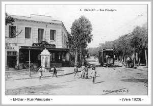 بلدية الابيار بالعاصمة 1920