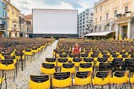 LE CINÉMA AMPLIFIE LA VOIX Peuple algérien en Suisse - 72e édition du Festival international du film de Locarno.