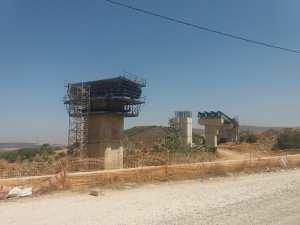 Pour quand La ligne ferroviaire à grande vitesse Oran-Tlemcen supposée être livrée 2018?