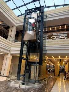 Nouveau Centre commercial Essenia
