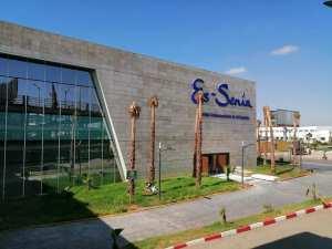 Ouverture du centre commercial et de loisirs d'Es-Senia