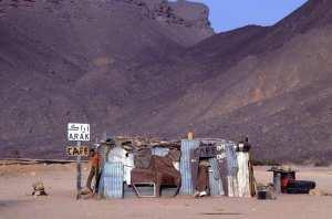 مقهي اراك - تامنراست 1984