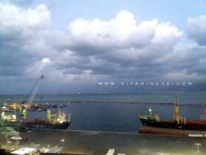 Le port de Béjaïa