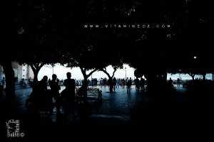 Place du 1er Novembre à Béjaia (Ex place gueydon) une des plus belle vue de bejaia