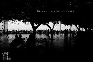 Béjaïa, Place Gueydon , une place mythique mais ...