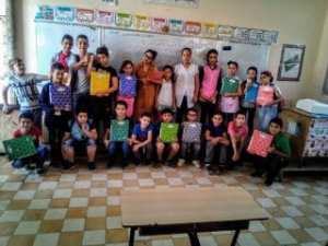 Classe 5 ème année primaire