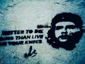 Che Guevara l'icone vénérée des révolutionnaires et de la jeunesse algérienne