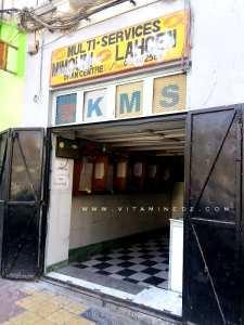 Qui se souvient des KMS : Kiosque multi service