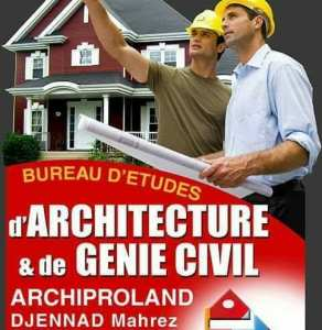BUREAU D' ARCHITECTE