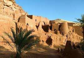 قلعة شيخ بو عمامة (مغرار)