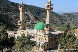 la mosquée de mon village
