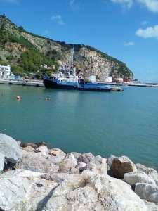 La prise de mer
