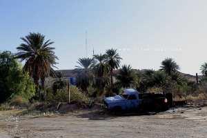 Ancienne 403 bachée à Beni Ounif (Wilaya de Bechar)