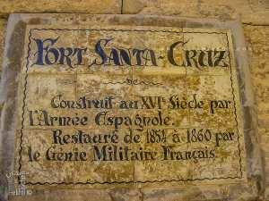 Oran : Fort de Santa-Cruz