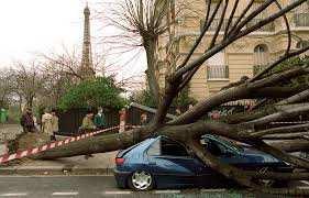 Planète (France) - Paris: Il y a 20 ans, les tempêtes Lothar et Martin dévastaient la France et l'Europe