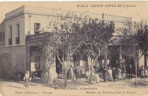 M'sila : Grand Hôtel de l'Oasis