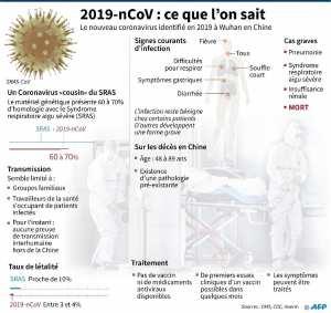 Coronavirus : cinq questions pour tout comprendre sur le risque d'épidémie