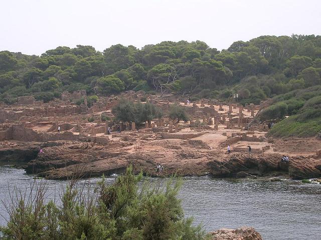 Civilisation de Rome à Tipaza