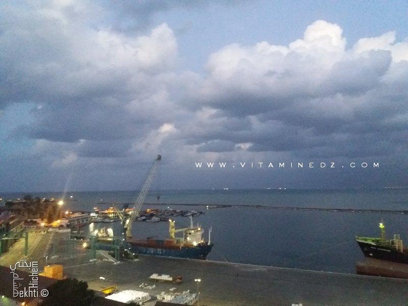 l'Entreprise portuaire de Béjaïa
