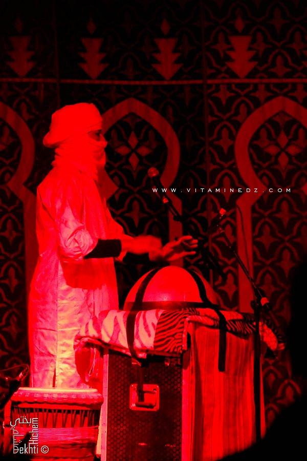Imahran : Chant blues en Tamacheq