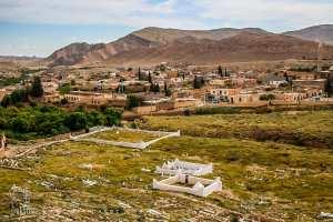 Cimetière du Village d'El Hamel (Bou saada)