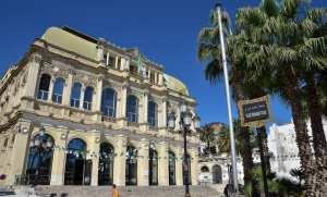 Le Théâtre National Algérien, TNA Alger.... !