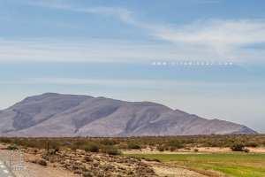 Djebel Talbouna sur la route de Assela